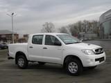 Легендарный Toyota Hilux возвращается в Россию