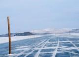 В Иркутской области на сегодня действуют 34 ледовых переправы