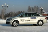 Volkswagen Polo седан: коллективный тест от «А+С»