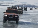 В Иркутской области открыты все 55 ледовых переправ