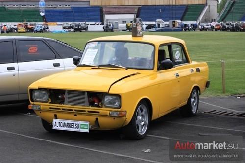 Москвич-2140 SL
