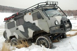 УАЗ-39629