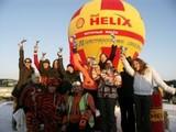 Женские ледовые гонки «Хрустальная шпилька» состоялись в Иркутске