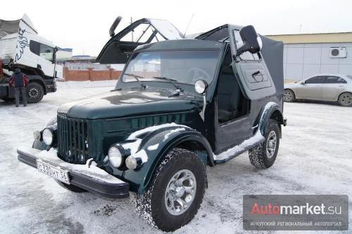 ГАЗ-69 «Крокодил»