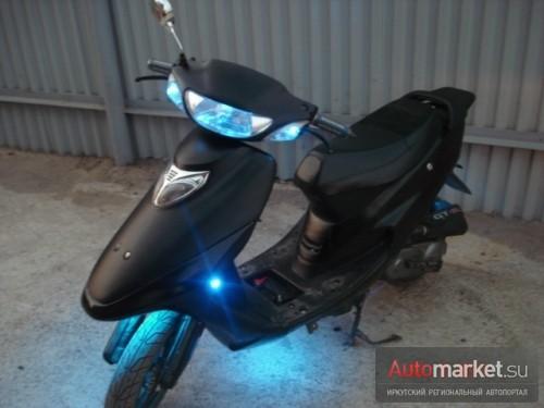 Honda Metis «BLACK LIGHTNING»