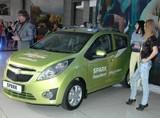 Тройная премьера от «Люкс-Авто»: новейшие Chevrolet Spark, Opel Corsa и Cadillac SRX уже в Иркутске!