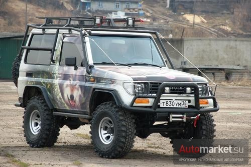 Toyota Land Cruiser 72