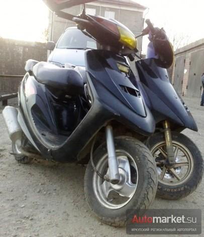 Yamaha Super Jog ZR