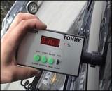 Автоинспекторы Иркутска вышли на борьбу с незаконной тонировкой