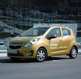 Из искры возгорится: тестируем новый Chevrolet Spark