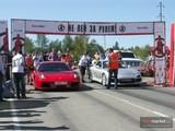 Открытие сезона по дрэг-рейсингу в Иркутске состоится 25 июня