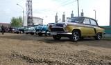 В Братске прошла выставка автомобильного ретро