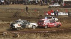 Этап Чемпионата России по автокроссу в Улан-Удэ – 2011