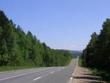 Ремонтные работы на Байкальском тракте завершены