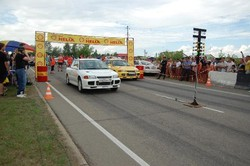 Чемпионат по дрэг-рейсингу – 2011 в Иркутске. Первый этап