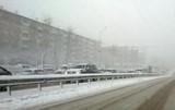 Снегопад спровоцировал большое количество ДТП в Иркутске