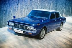 Toyota Crown MS65 «Jazzdevil»