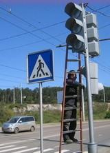 В 2012 году в Иркутске установят 12 новых светофоров
