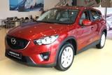 В Иркутске засветился первый кроссовер Mazda CX-5