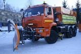 В Иркутске в связи с морозами проводят постоянную подсыпку дорог и мостов