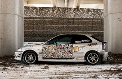 Honda Civic RWD Drift project