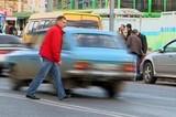 В России предлагают строже штрафовать пешеходов-нарушителей ПДД