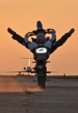 На БМШ выступит мотокаскадер Марат Канкадзе