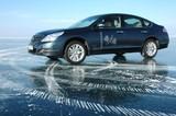 Nissan показал возможности своих полноприводных моделей на Байкале