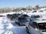 В Иркутске выявили лучших на втором этапе гонок «GT – Зимник 2012»
