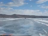 В Иркутской области открыты все ледовые переправы