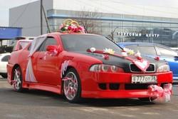 Toyota Cresta «Toyota Bomba»