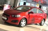 В Иркутске состоялся дебют нового Chevrolet Aveo