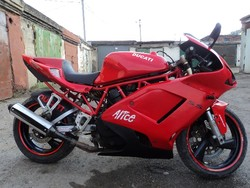 Ducati 400 Supersport «Ducas»