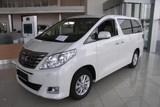 Toyota привезла в Иркутск люксовый минивэн Alphard