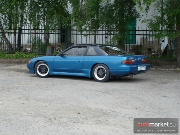 Nissan Silvia s13