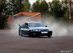Toyota Soarer for drift