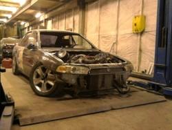Subaru Legacy SOTN'A
