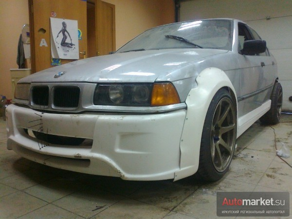 BMW 325 (JZ-TT)