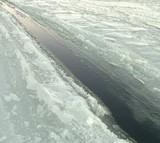 На Байкале официально закрыта ледовая переправа на остров Ольхон