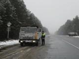 Автовладельцев Приангарья предупреждают об опасных из-за гололеда и осадков участках дорог
