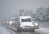 В Иркутской области из-за снегопада закрыты все основные трассы