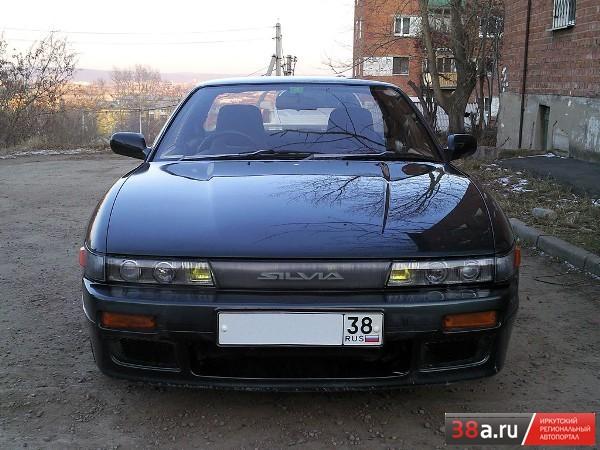 Nissan Silvia V-spec III Nur Tun1