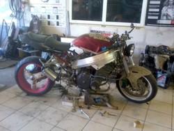 Мотоцикл «Urbana Kombat»