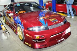Nissan Skyline 33