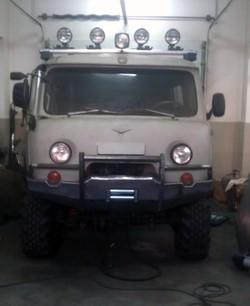 УАЗ-452 «Росомах»