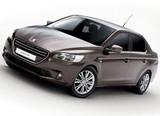Французы показали, каким будет новый седан Peugeot бюджетного сегмента