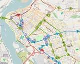 Иркутяне получили возможность следить за работой общественного транспорта в режиме онлайн