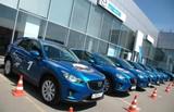 В Иркутске прошли командно-приключенческие соревнования любителей Mazda
