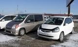 В России насчитывается почти 2,5 млн. иномарок с правым рулем