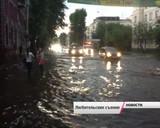 Все последствия ливня на дорогах Иркутска будут устранены в ближайшие дни